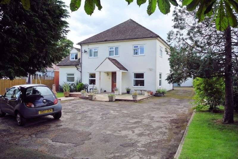 4 Bedrooms Detached House for sale in Corse, Nr Hartpury, Gloucester