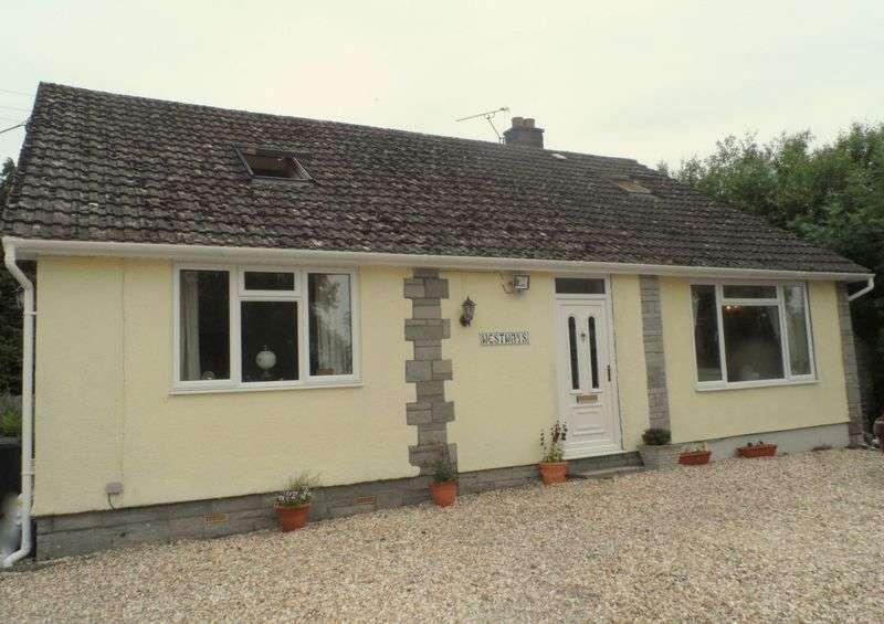 4 Bedrooms Detached Bungalow for sale in Blakeway, Wedmore