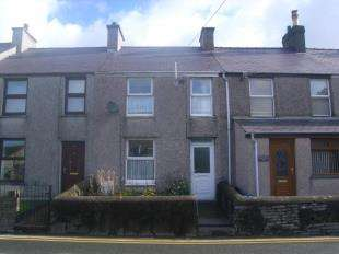 2 Bedrooms Terraced House for sale in County Road, Penygroes, Caernarfon, Gwynedd, LL54