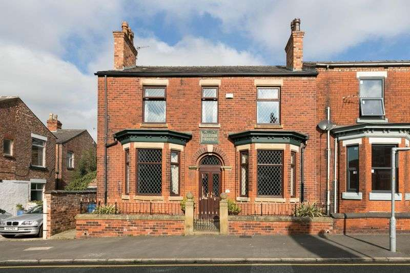 3 Bedrooms Terraced House for sale in Eccleston Street, Swinley, WN1 2AY
