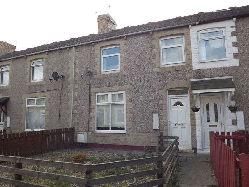 3 Bedrooms Terraced House for sale in Portia Street, Ashington