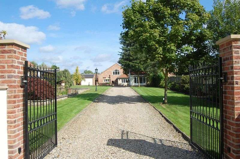 4 Bedrooms Detached House for sale in The Crafters House, Scholla Lane, Northallerton