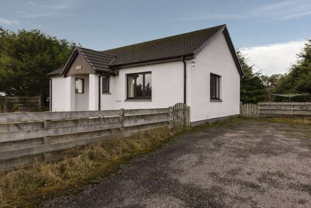 2 Bedrooms Bungalow for sale in Columba Court, Achnasheen, Highland, IV22 2NL
