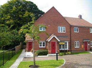 2 Bedrooms Flat for sale in Douglas Close, Hartford, Northwich, Cheshire