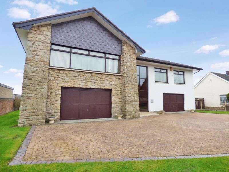 3 Bedrooms Detached House for sale in Kirk Road, Wishaw