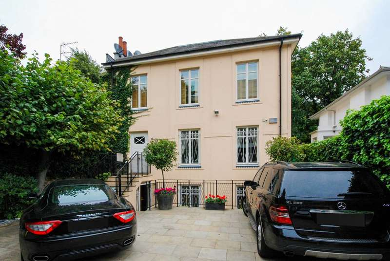 4 Bedrooms House for sale in Wellington Road, St John's Wood, NW8