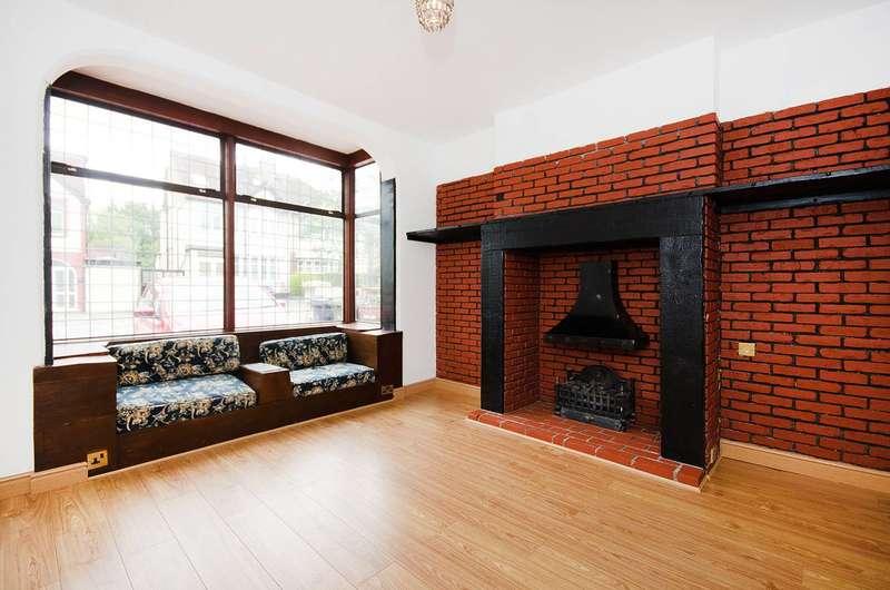 5 Bedrooms Semi Detached House for sale in Harrow View, Harrow, HA1