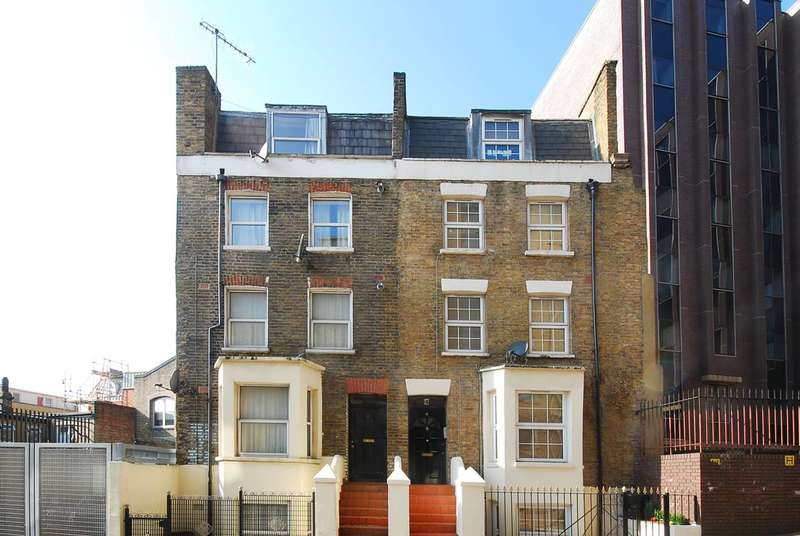 5 Bedrooms Flat for sale in Lorenzo Street, King's Cross, WC1X