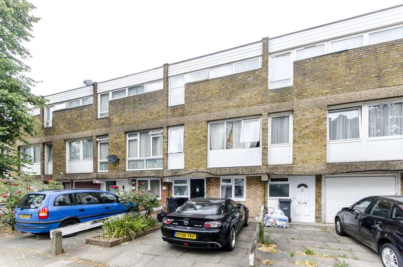 4 Bedrooms Terraced House for sale in Brixton, Brixton, SW9