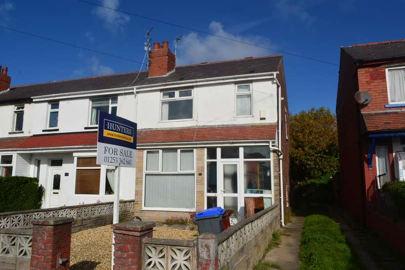 3 Bedrooms End Of Terrace House for sale in Powell Avenue, South Shore, Blackpool, FY4 3HQ