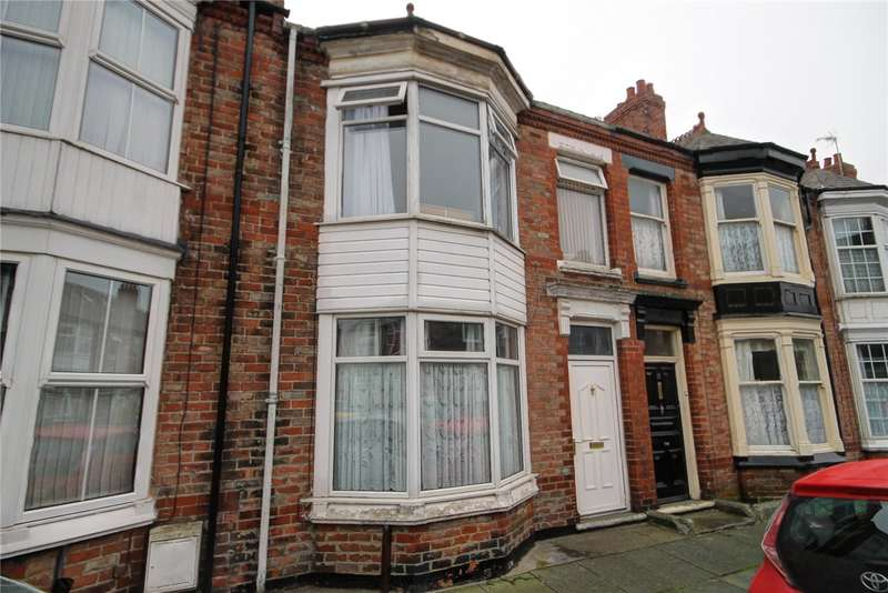 3 Bedrooms Terraced House for sale in Leafield Road, Darlington, County Durham, DL1