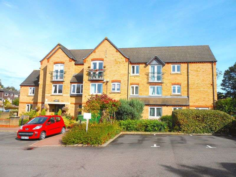 1 Bedroom Flat for sale in Jarvis court, Burwell Hill, Brackley