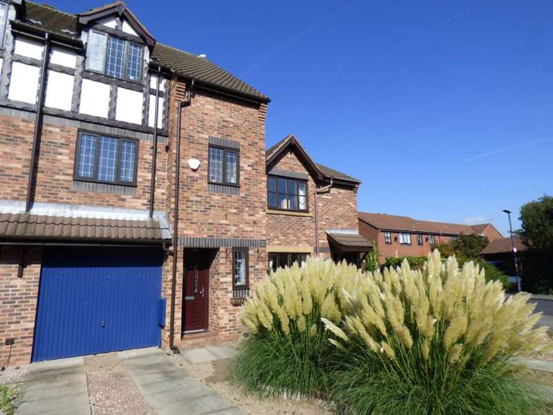 4 Bedrooms Town House for sale in The Glades, Lytham