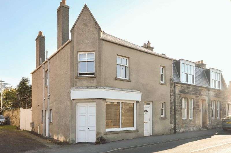 4 Bedrooms Semi Detached House for sale in 69 Church Street, Tranent, East Lothian, EH33 1BX