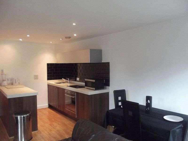 2 Bedrooms Flat for sale in Buy To Let Opportunity In City Centre - Comes with all furnishings