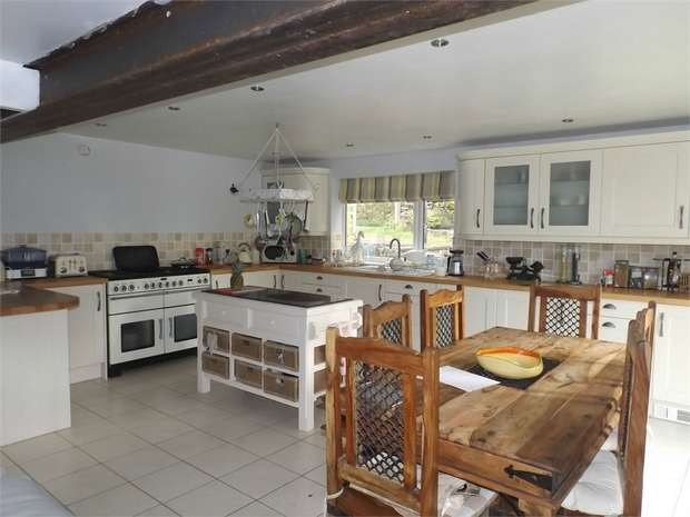 4 Bedrooms Detached House for sale in Y Bwthyn, Llanarmon-Yn-Ial, Mold, Denbighshire