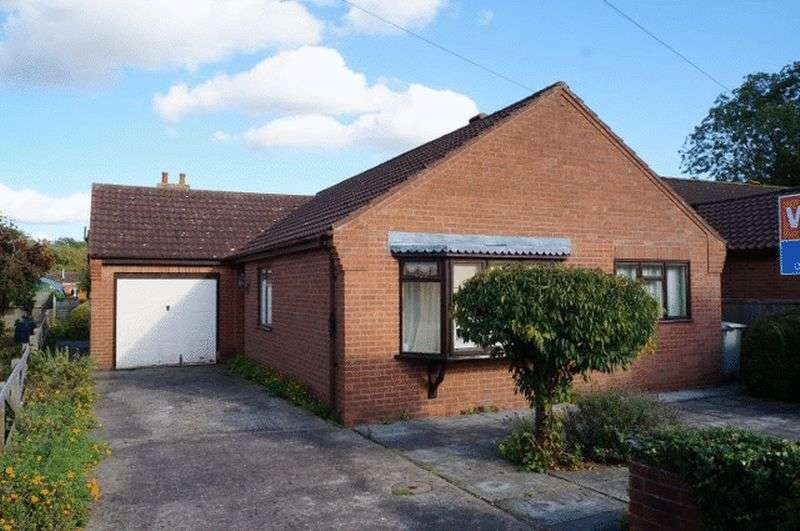2 Bedrooms Detached Bungalow for sale in Ashwood Close, Horncastle