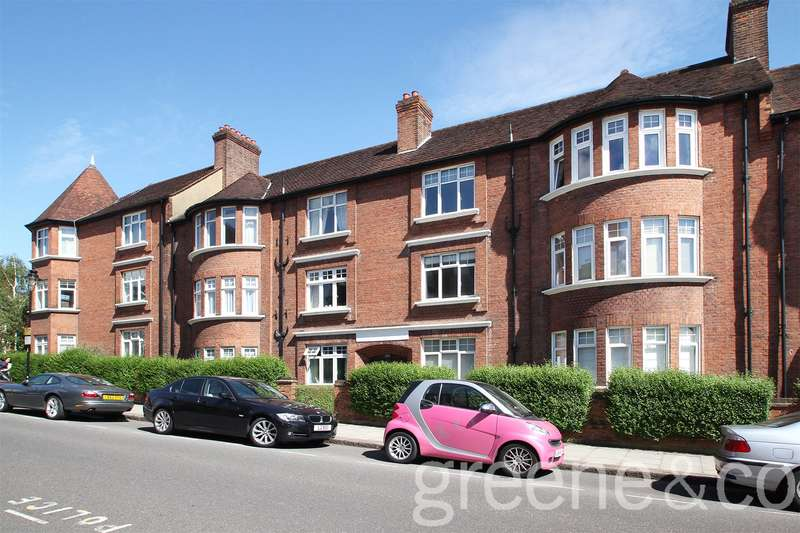 4 Bedrooms Flat for sale in Cholmley Gardens, West Hampstead, NW6