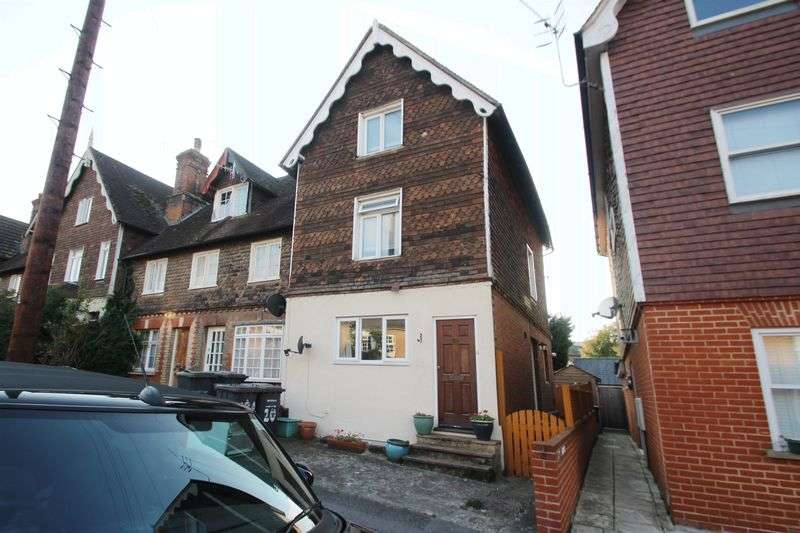 2 Bedrooms Flat for sale in Priory Street, Tonbridge