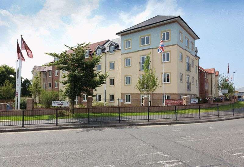 1 Bedroom Retirement Property for sale in Bristol, Concorde Lodge