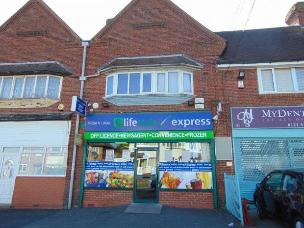 2 Bedrooms Commercial Property for sale in Coopers Road, Handsworth Wood, B20