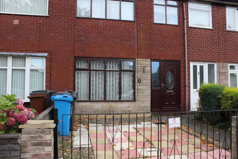 3 Bedrooms Terraced House for sale in Block Lane, Chadderton