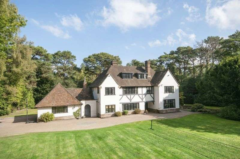 7 Bedrooms Detached House for sale in Chilworth