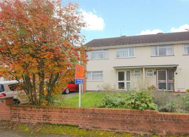 3 Bedrooms Semi Detached House for sale in Holmer, Hereford