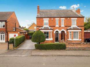 4 Bedrooms Semi Detached House for sale in Hope Street, Beeston, Nottingham, Nottinghamshire