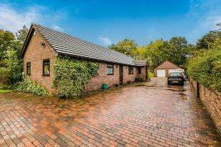 4 Bedrooms Detached House for sale in Afoneitha Road, Penycae, Wrexham, Wrecsam, LL14