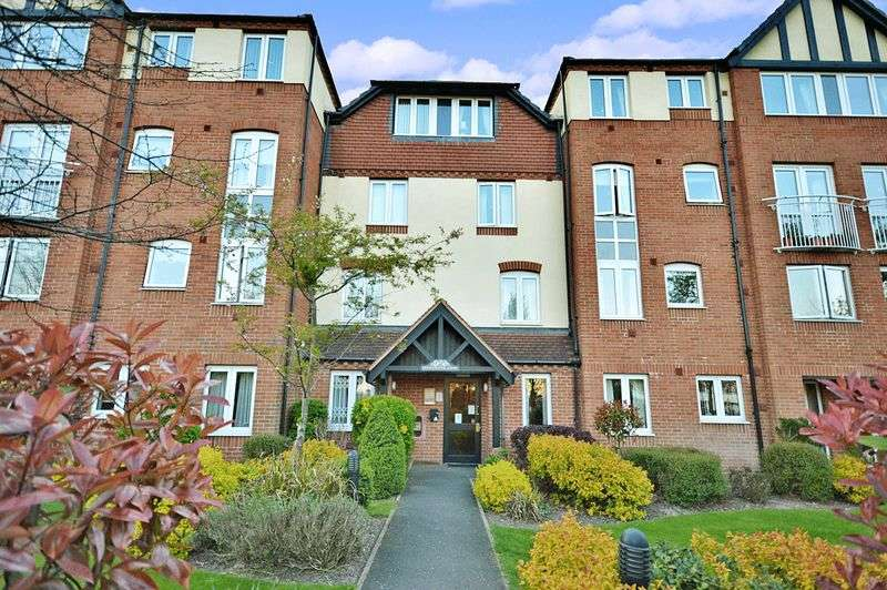 1 Bedroom Retirement Property for sale in Bridgewater Court, Birmingham, B29 6NE