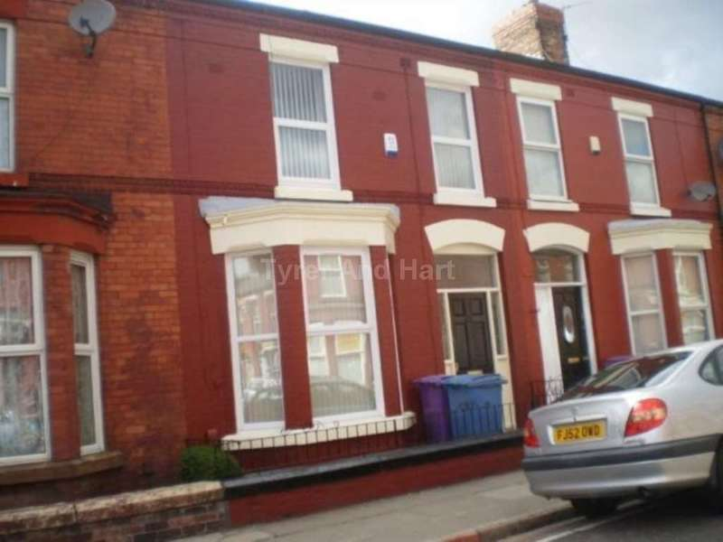 4 Bedrooms House Share for rent in Alderson Road, Liverpool
