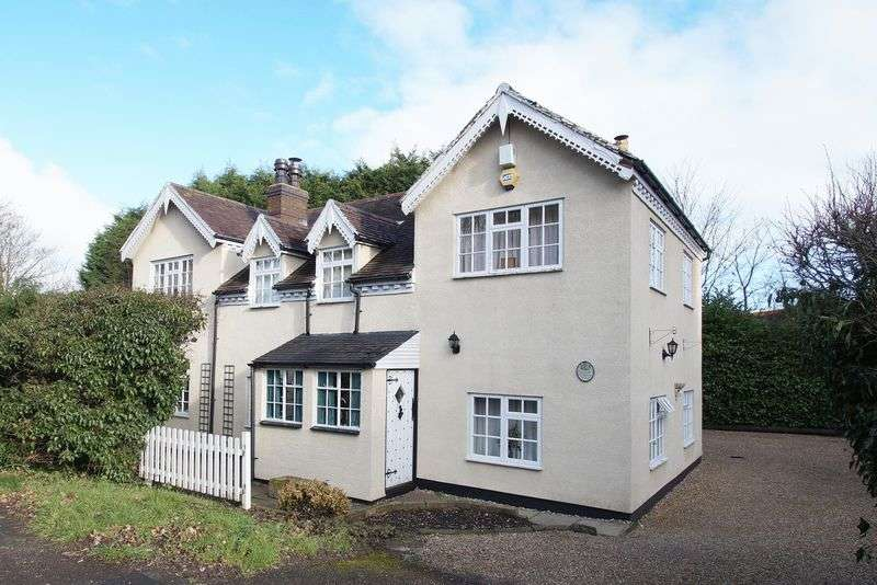 4 Bedrooms Detached House for sale in Studley Road, Redditch, Worcestershire