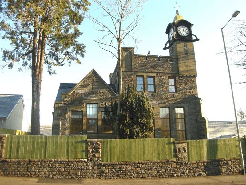 3 Bedrooms Detached House for sale in The Old Clock Tower, Hirwaun Road, Trecynon