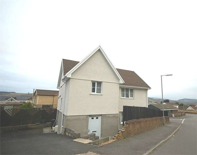 4 Bedrooms Detached House for sale in 61a March Hywel, Cilfrew, Neath, SA10 8ND