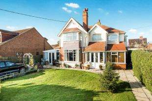 6 Bedrooms Detached House for sale in Marine Avenue, Sutton-On-Sea, Mablethorpe, Lincolnshire