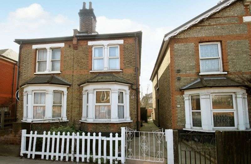 2 Bedrooms Semi Detached House for sale in Cromwell Road, Kingston Upon Thames
