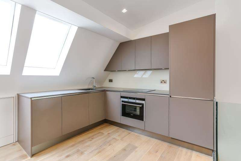 1 Bedroom Flat for sale in Shirland Mews, Maida Hill