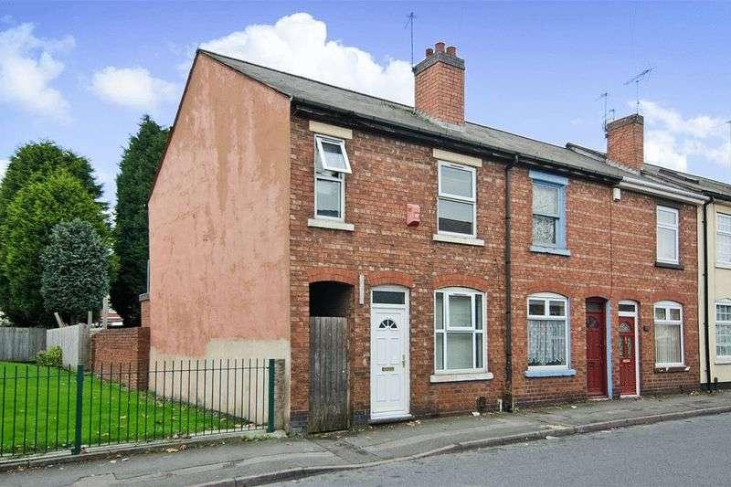 3 Bedrooms House for sale in Wolverhampton Street, Wednesbury