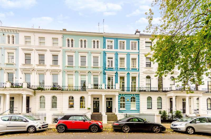 2 Bedrooms Flat for sale in Elgin Crescent, Notting Hill, W11