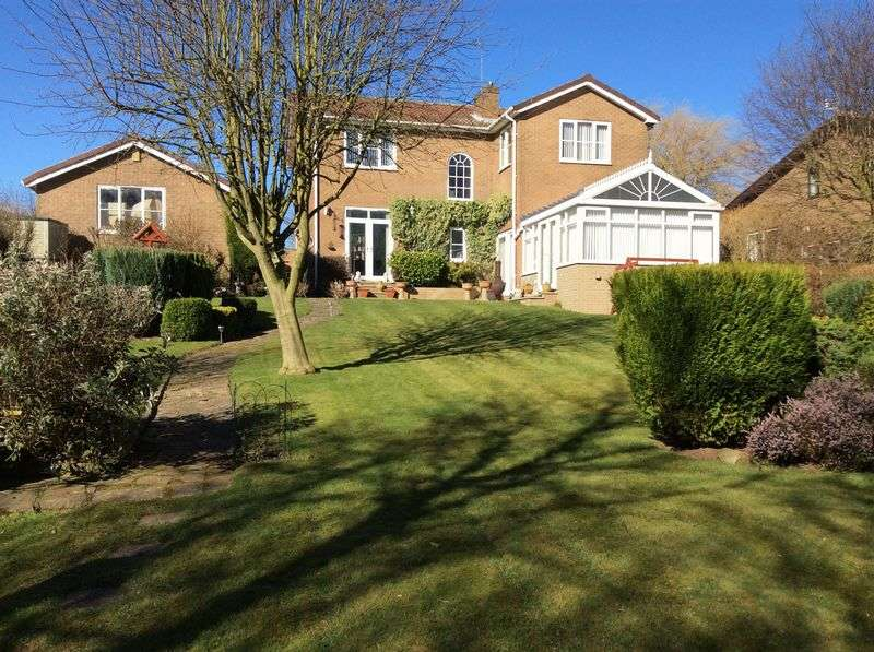 4 Bedrooms Detached House for sale in Brancepeth Chare, Peterlee