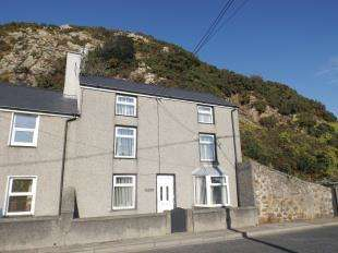 2 Bedrooms End Of Terrace House for sale in Abererch Road, Pwllheli, Gwynedd, LL53