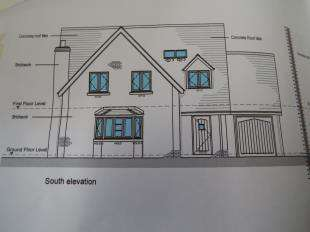 Detached House for sale in Red Road, Buckley, Flintshire, CH7