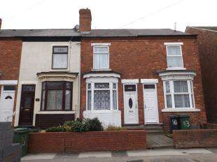 Terraced House for sale in Manor Road, Walsall, West Midlands