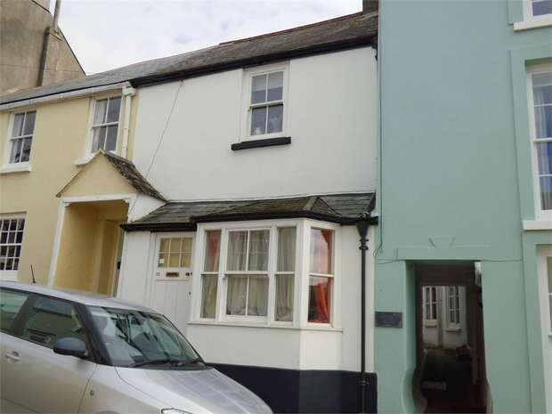2 Bedrooms Terraced House for sale in Brownston Street, Modbury, Ivybridge, Devon