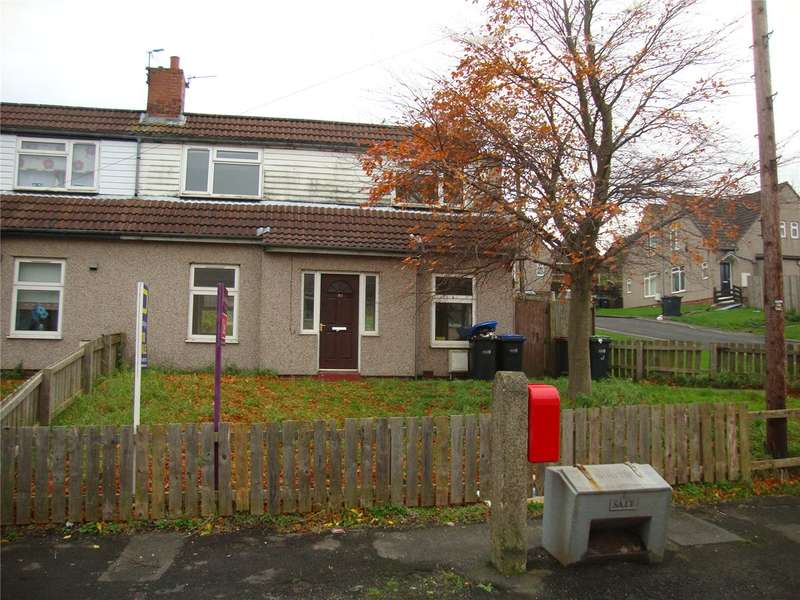 2 Bedrooms Semi Detached House for sale in Jubilee Crescent, Sherburn Hill, Durham, DH6