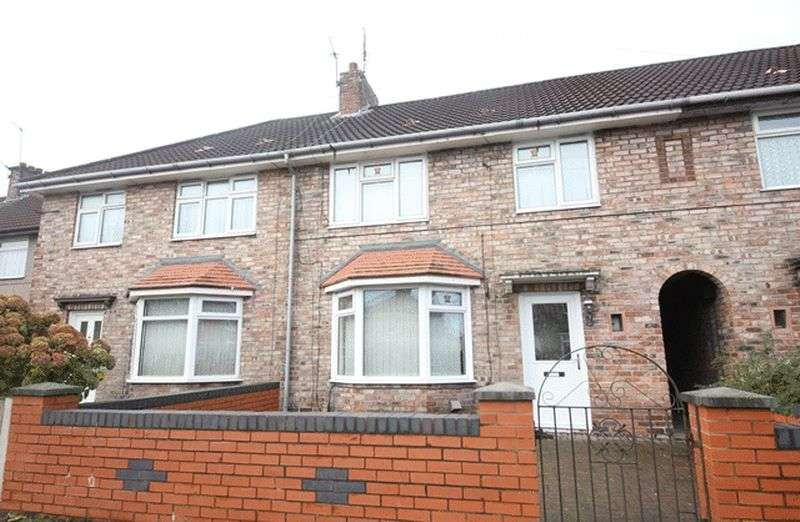 3 Bedrooms Terraced House for sale in Fairford Road, Knotty Ash, Liverpool, L14