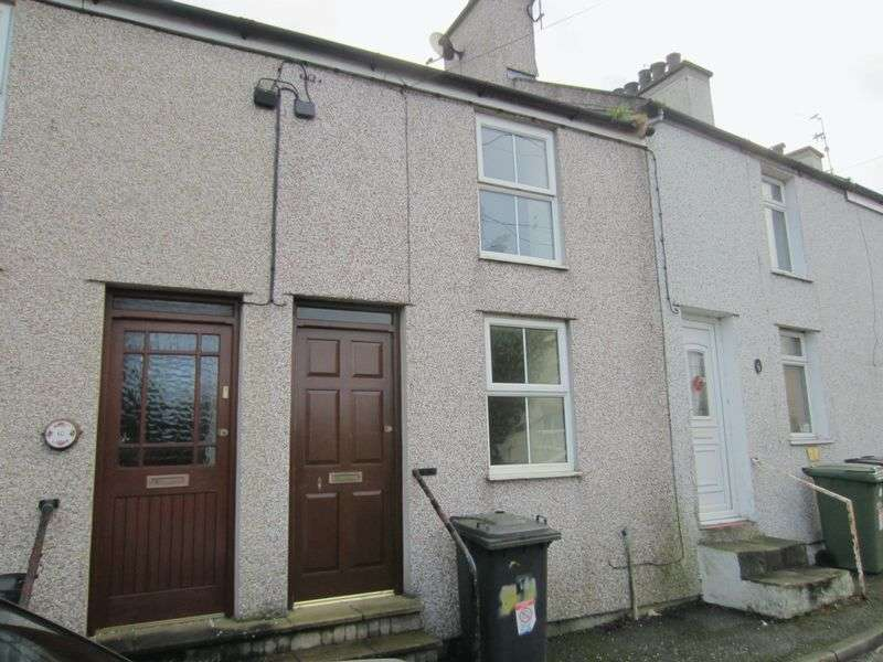 2 Bedrooms Terraced House for sale in Bethesda Street, Amlwch