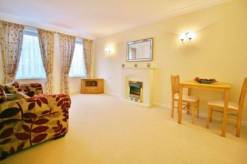 1 Bedroom Retirement Property for sale in Green Road, Southsea