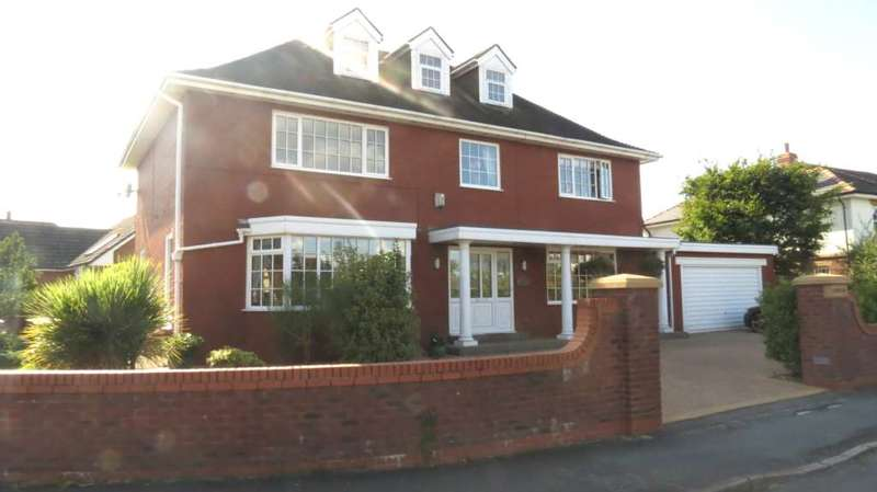 5 Bedrooms Detached House for sale in Hardhorn Road, Poulton Le Fylde, FY6 8ES
